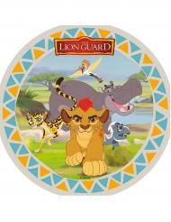 Tortenaufleger König der Löwen 21 cm
