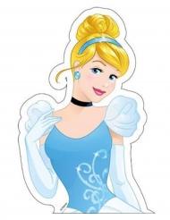Cinderella Tortenaufleger Disney Princesses 16,3 x 24,7 cm