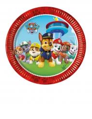 Paw Patrol™ Pappteller Lizenzprodukt 8 Stück 20 cm