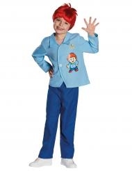 Edi Mainzelmännchen™ Kostüm für Kinder blau