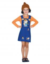 Anton Mainzelmännchen™ Kostüm für Kinder blau-orange