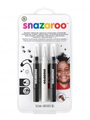 Schminkstift Set schwarz-weiss für Kinder