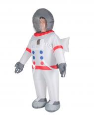 Aufblasbares Astronauten Kostüm für Erwachsene