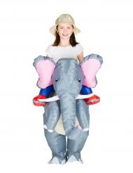 Elefanten Huckepack Kostüm
