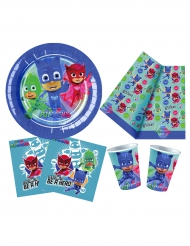 PJ Masks™ Partyset Lizenzprodukte 81-teilig bunt
