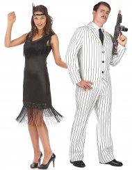 Gangster und Charleston Kostüm für Damen