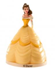 Belle™-Märchenfigur Tortendeko Kindergeburtstag gelb 8cm