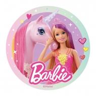 Barbie Tortenaufleger 20 cm