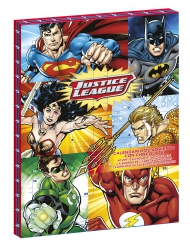 Justice League™-Lizenz Adventskalender DC-Helden bunt 50g