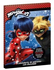 Ladybug™-Adventskalender Lizenzartikel bunt 50g
