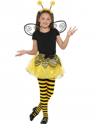 Bienen-Kostümset für Kinder gelb-schwarz