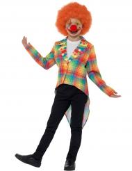 Lustiges Clown-Zubehör für Kinder Zirkus bunt