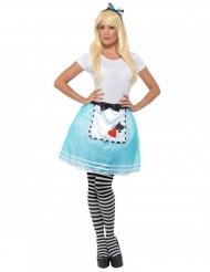 Alice Kostüm-Set Märchenprinzessin bunt