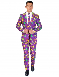 Mr. Karneval-Kostüm Herrenanzug Suitmeister™ bunt