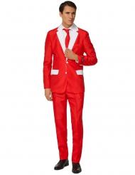 Mr. Santa-Suitmeister™ weihnachtlicher Herrenanzug rot-weiss