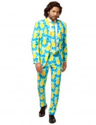 Stilvoller Ananas-Opposuits™ Herren-Kostüm bunt