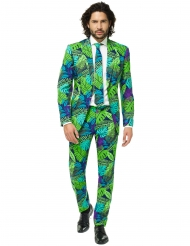 Juicy Jungle Opposuits™ Herrenanzug grün-blau