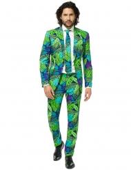 Juicy Jungle Opposuits™ Herrenanzug grün-blau