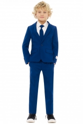 Mr. Blau-Opposuits festlicher Kinderanzug blau
