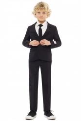 Mr.Black-Opposuits™ Anzug für Kinder schwarz