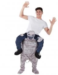 Carry Me Mumien-Kostüm für Erwachsene Morphsuits™