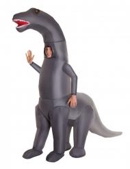 Dinosaurier Kostüm für Kinder aufblasbar Morphsuits™