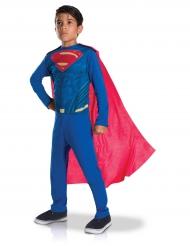 Superman™-Lizenzkostüm für Kinder rot-blau