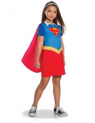 Supergirl™ Kostüm für Mädchen blau-rot