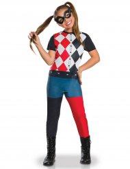 Harley Quinn™ -Kinderkostüm Lizenzprodukt bunt