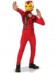 Iron Man™ Lizenzkostüm für Kinder rot-gelb