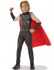 Thor™ Kostüm für Kinder Lizenzprodukt grau-rot