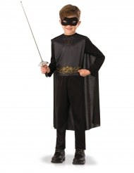 Zorro™ Kinderkostüm Lizenzprodukt schwarz-gold