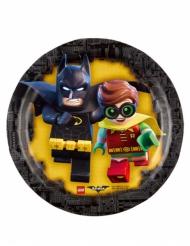 Pappteller von Lego Batman