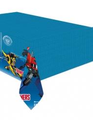 Platiktischdecke mit Transformers-Motiv 120 x 180 cm