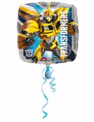 Quadratischer Transformers™ Aluminium-Ballon43 cm