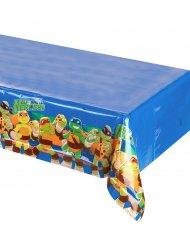 Ninja Turtles Tischdecke aus Plastik 120 x 180 cm