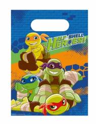 8 Geschenktüten Ninja Turtles™