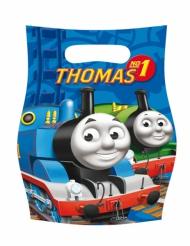 Thomas die kleine Lokomotive™ Geschenktüten 6 Stück blau bunt 16,5x23cm