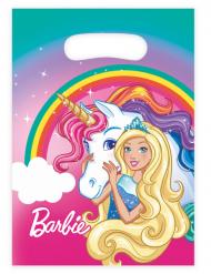 Barbie Dreamtopia™ Geschenktüten 8 Stück bunt 16,2x23,5cm
