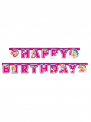 Happy Birthday Banner Barbie Dreamtopia 15cm x 2m
