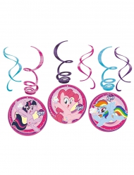 Dekorationsspiralen-Set My little Pony