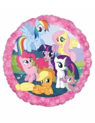 My little Pony Luftballon Aluminium