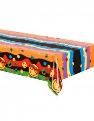 Smiley World™ -Tischdecke Partyzubehör bunt 120 x 180 cm