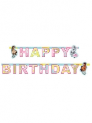 Happy Birthday Girlande Charming Horses 177 x 15 cm