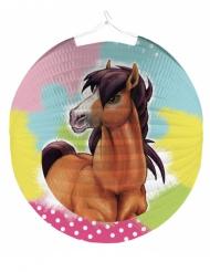 Runde Laterne von Charming Horse 25cm