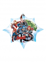 Avengers Aluminiumballon Stern 27 cm