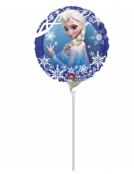 Blauer Ballon Die Eiskönigin