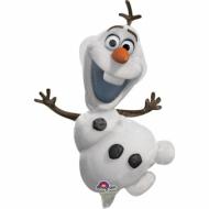 Aluminium Kinderballon Olaf aus Elsa Frozen