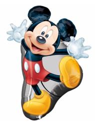 Ballon von Mickey Mouse aus Aluminium