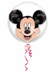 Runder Mickey Ballon aus Aluminium